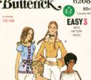 Butterick 6206