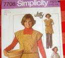 Simplicity 7708 A