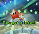 Red Power Star
