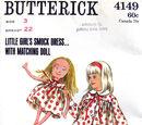 Butterick 4149 A