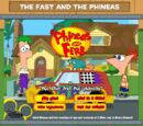 The Fast and the Phineas (online game)