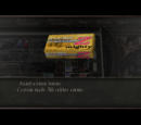 Resident Evil 4 ammunition items