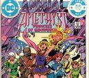 Amethyst Annual Vol 1 1