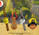 List of Shrek-Related Kid's/Happy Meal Toys