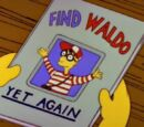 Find Waldo, Yet Again