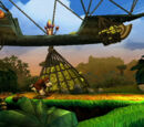 Level aus Donkey Kong Country Returns 3D