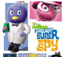 Super Secret Super Spy