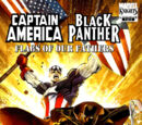 Black Panther/Captain America: Flags of Our Fathers Vol 1 1