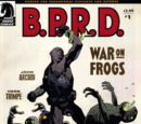 B.P.R.D.: War on Frogs Vol 1 1
