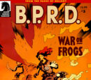 B.P.R.D.: War on Frogs Vol 1 3