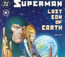 Superman: Last Son of Earth Vol 1 1