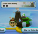 Yoshi Star Galaxy
