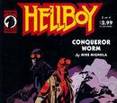 Hellboy: Conqueror Worm Vol 1