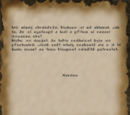Varovný dopis od Xardase
