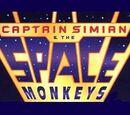 Capitán Simio y los monos galácticos