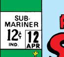 Sub-Mariner Vol 1 12/Images