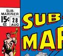 Sub-Mariner Vol 1 28