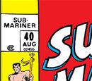 Sub-Mariner Vol 1 40