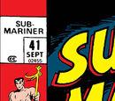 Sub-Mariner Vol 1 41