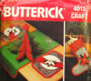 Butterick 4012 B