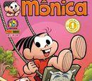 Mônica 1ª Série - Nº 1