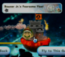 Bowser Jr.'s Fearsome Fleet