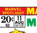 Marvel Spotlight Vol 1 11