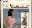 Simplicity 6895 A