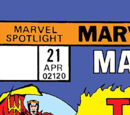 Marvel Spotlight Vol 1 21
