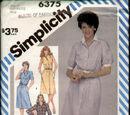 Simplicity 6375 A