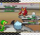 Capturas de Pokémon Negro y Pokémon Blanco