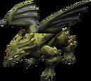 Barrows dragon