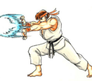 Ryu's Special Attacks