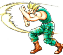 Guile's Special Attacks