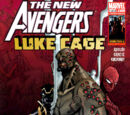 New Avengers: Luke Cage Vol 1 1