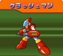 Robot Masters without a Netnavi Counterpart