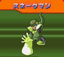 Beastlike Robot Masters