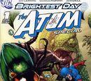 Brightest Day: Atom Vol 1 1