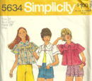 Simplicity 5634