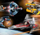 K7283 V-Wing Space Battle Collection