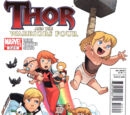 Thor and the Warriors Four Vol 1 3