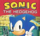 Sonic the Hedgehog Story Comic Volume 1