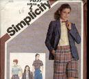 Simplicity 9837 A
