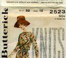 Butterick 2523