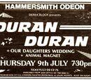1981 - 9 July: London (UK)