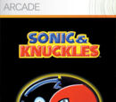 Sonic & Knuckles box artwork