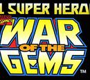 Marvel Super Heroes In War Of The Gems