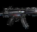 K&M Sub-Machine Gun