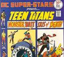 DC Super-Stars Vol 1 1