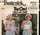 Butterick 4844 B